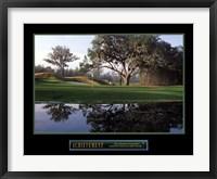 Framed Achievement – Golf