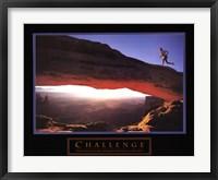 Framed Challenge – Runner