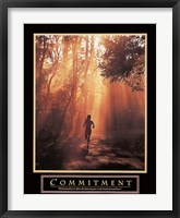 Framed Commitment