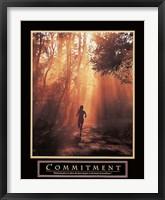 Framed Commitment