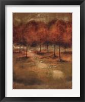 Framed In The Trees I