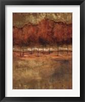 Framed In The Trees II