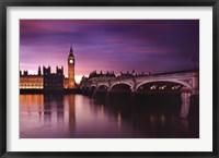 Framed London - Photograph