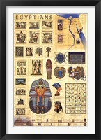 Framed Egyptians