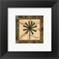 Tropical Leaf II - Special Framed Print