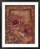 Avalon Romance I Framed Print
