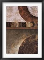 Spirit's Tapestry I Framed Print