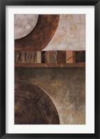 Framed Spirit's Tapestry II