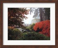 Framed Japanese Garden II