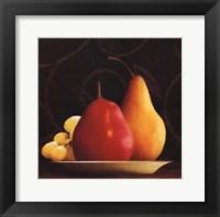Framed Frutta Del Pranzo III - Special