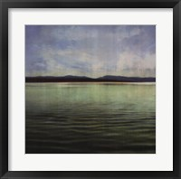Tranquil Waters I Framed Print