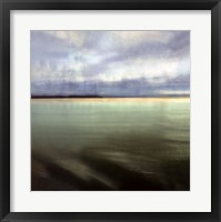 Tranquil Waters II Framed Print