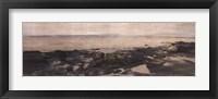 Rocky Shores II Framed Print
