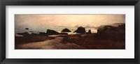 Island Shores II Framed Print