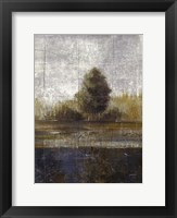 Stormy Weather VI Framed Print