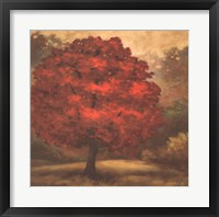 Framed Tree Cast I