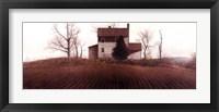 Framed Hilltop Farm