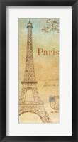 Framed Travel Monuments I