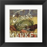 Framed From The Market IV
