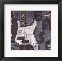 Framed Rock Concert III