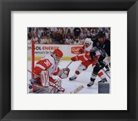 Framed Chris Osgood, Game 4 Action of the 2008 NHL Stanley Cup Finals