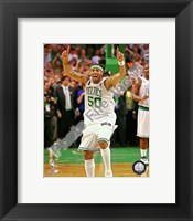 Framed Eddie House, Game Six of the 2008 NBA Finals; Action #27