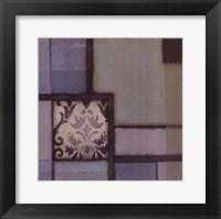 Framed Patchwork Patterns I