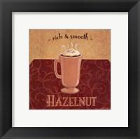 Framed Hazelnut Coffee