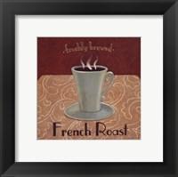 Framed French Roast Coffee