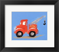 Framed Big Tow Company