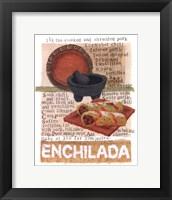Framed Enchilada