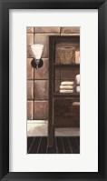 Framed Modern Bath Panel I