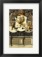 Framed Family Crest II