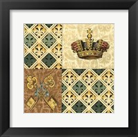 Framed Regal Heraldry III