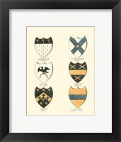 Framed Coat of Arms III