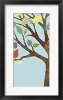Arbor Patterns II Framed Print