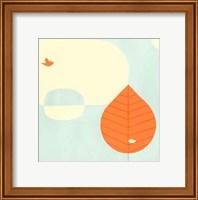 Framed Citrus Grove II