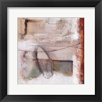 Framed Sokol-hohne - Abstract II