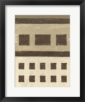 Framed Quadrate I