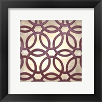 Classical Symmetry IV (Le) Framed Print