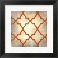 Classical Symmetry VI (Le) Framed Print