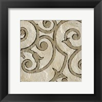 Renaissance Composition II Framed Print