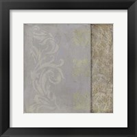 Ornamental Element III Framed Print