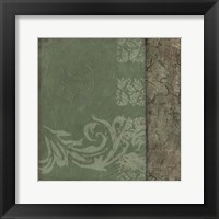Ornamental Element VI Framed Print