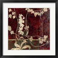 Garden Whimsy II Framed Print