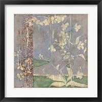 Garden Whimsy III Framed Print