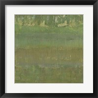 Framed Marsh Light I