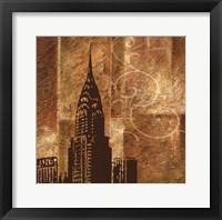 Framed Urban Icon II