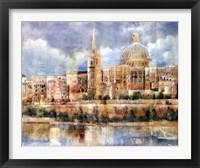Framed Old City