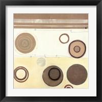 Variegate I Framed Print